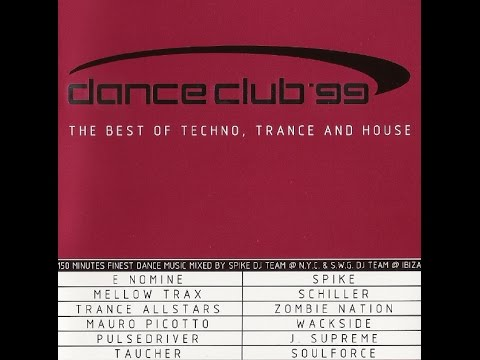 Danceclub 99 *1999* CD 1 - The best of 90's Techno and Trance