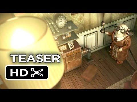 Mr Hublot Official Teaser 1 (2013) - Oscar Nominated Animated Short Movie HD