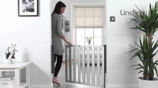 Lindam - Numi Aluminium Safety Gate