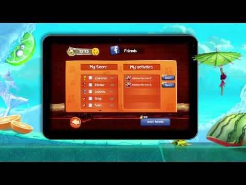Rayman Fiesta Run -- Launch Trailer