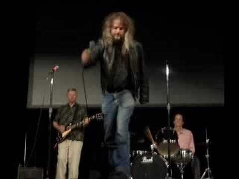 """David Chalmers Sings """"The Zombie Blues"""""""