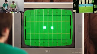 Let's Play: Football (Magnavox Odyssey 1972)