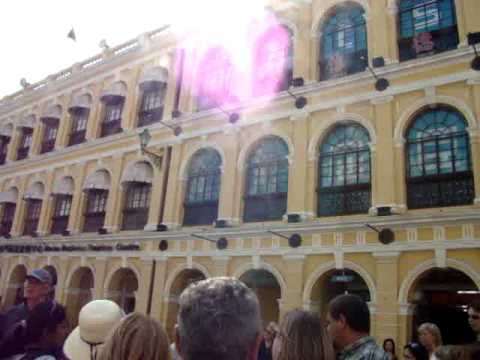 Leal Senado Square Macau