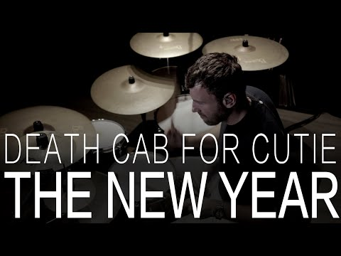 Jason McGerr Tribute Drum Cover | Death Cab for Cutie | The New Year