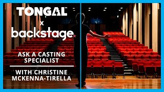 Ask a Backstage Casting Specialist | Tongal Community Livestream
