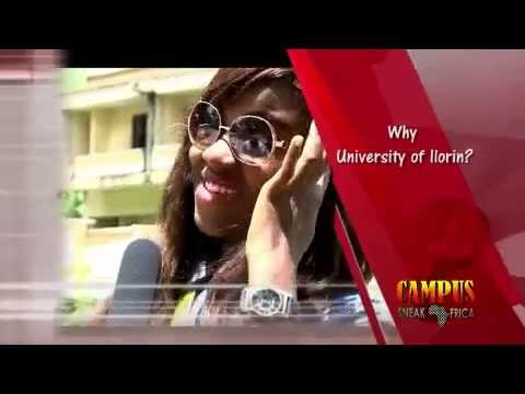 Campus Sneak Africa visit UNIVERSITY OF ILORIN,Kwara state, Nigeria