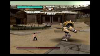 Astro Boy The Video Game PS2 - Arena