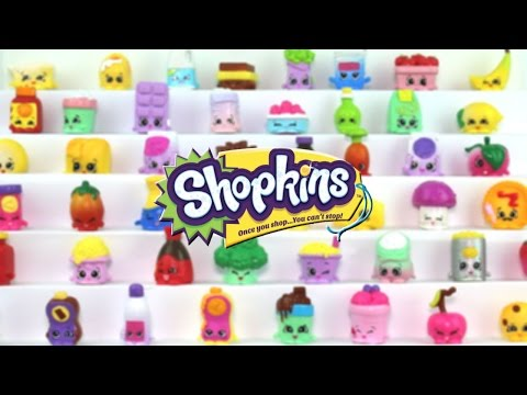Shopkins Season 6 Chef Club Complete...