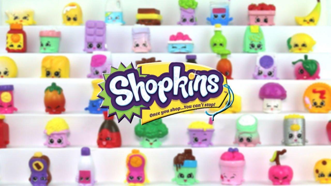 Shopkins Season 6 Chef Club Complete Collection