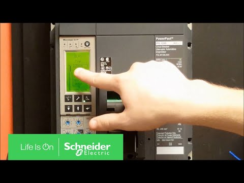 Adjusting Settings on Micrologic P and H Style Trip Units | Schneider Electric Support