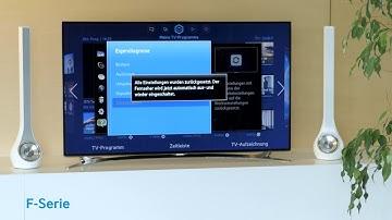 Samsung Smart TV Tutorial: Durchführung eines Firmware-Updates