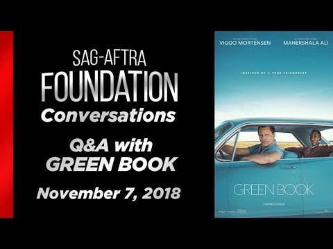 Conversations with GREEN BOOK
