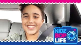 KIDZ BOP Life: Vlog # 15 - Isaiah takes on The iHeart Radio Music Awards