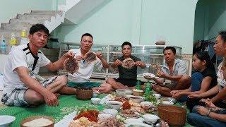 Được Ăn Cá Đuối (món quà của anh Duy Quang Nguyen) | Hoa Ban Tây Bắc