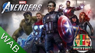 Marvel Avengers Review - Everything you expect from a AAA Game. (Video Game Video Review)