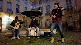 The Trouble Notes - Stare Mesto (Live at Place D'Albertas, Aix-en-Provence)