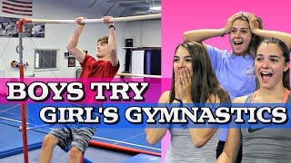 things gymnasts are doing wrong