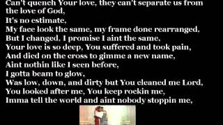 Lecrae ft Mali Music - Tell The World (Gravity) - with Lyrics HQ