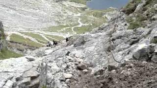 Tatry. Najpiękniejszy szlak. Cz. IV Szpiglasowa Przełęcz.wmv