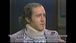Andy Kaufman Vs Jerry Lawler - Letterman 1982 (Subtitulado)