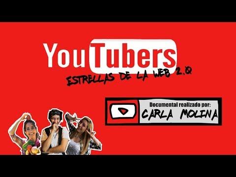 YOUTUBERS; Estrellas de la Web 2.0 (Documental de Carla Molina)