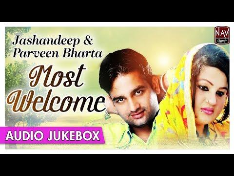 Most Welcome (Jukebox) | Jashandeep &...