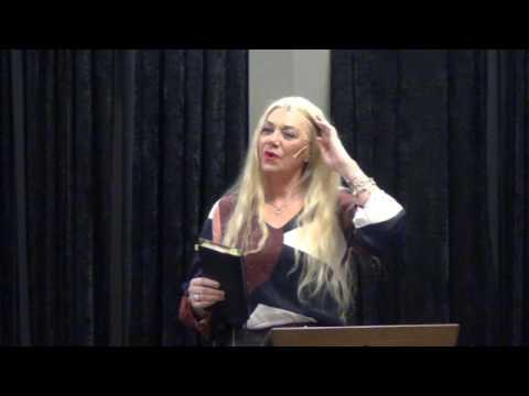 Annie Schaug  Den åndelige verden, og den kristne autoritet - Dag 2