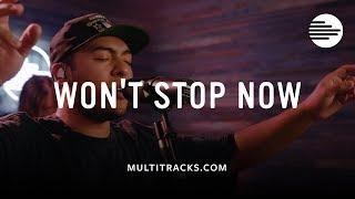 Won't Stop Now - Elevation Worship (MultiTracks.com Session)