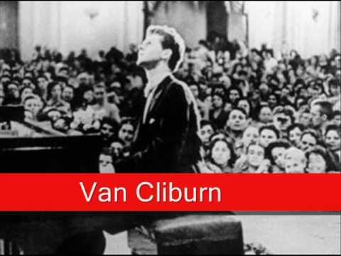 Van Cliburn: Tchaikovsky - Mars (March), 'Chant de l'alouette' (Song of the Lark) Op. 37b