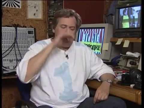 Юрий Стоянов и Владимир Познер в программе Лучшие анекдоты из России