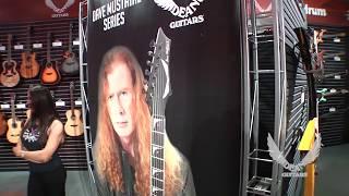 NAMM 2018 Dean GUitars-Dave Mustaine Series