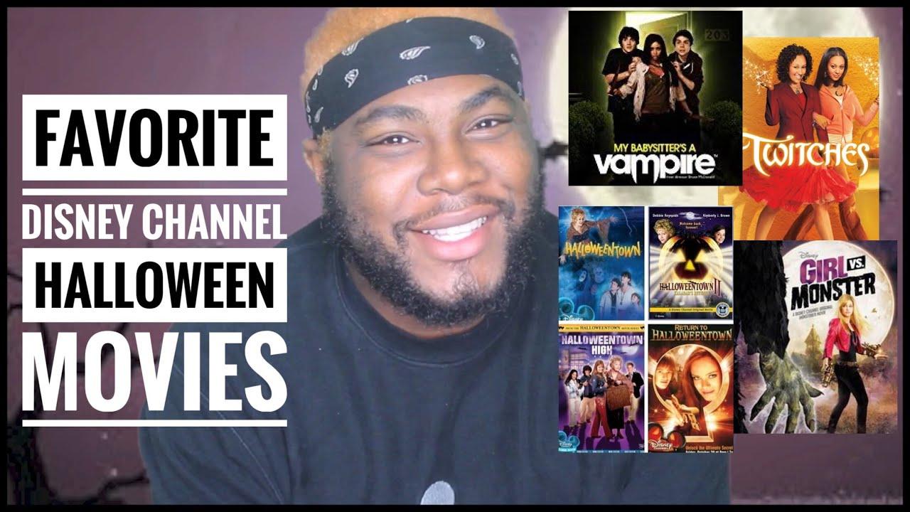 favorite disney channel halloween movies 🎃 - youtube