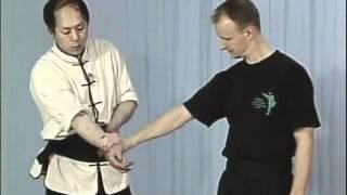 Tai Chi, Тай чи Ч30 Kou Zhuan Jie, рычаг и дожим пальцев