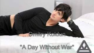 "Dmitry Koldun - ""A Day Without War"" Eurovision Junior 2010"
