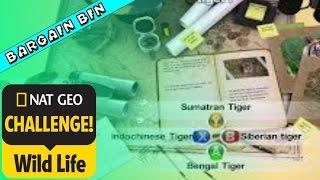 Nat Geo Challenge! Wild Life - Bargain Bin Series - Episode 42