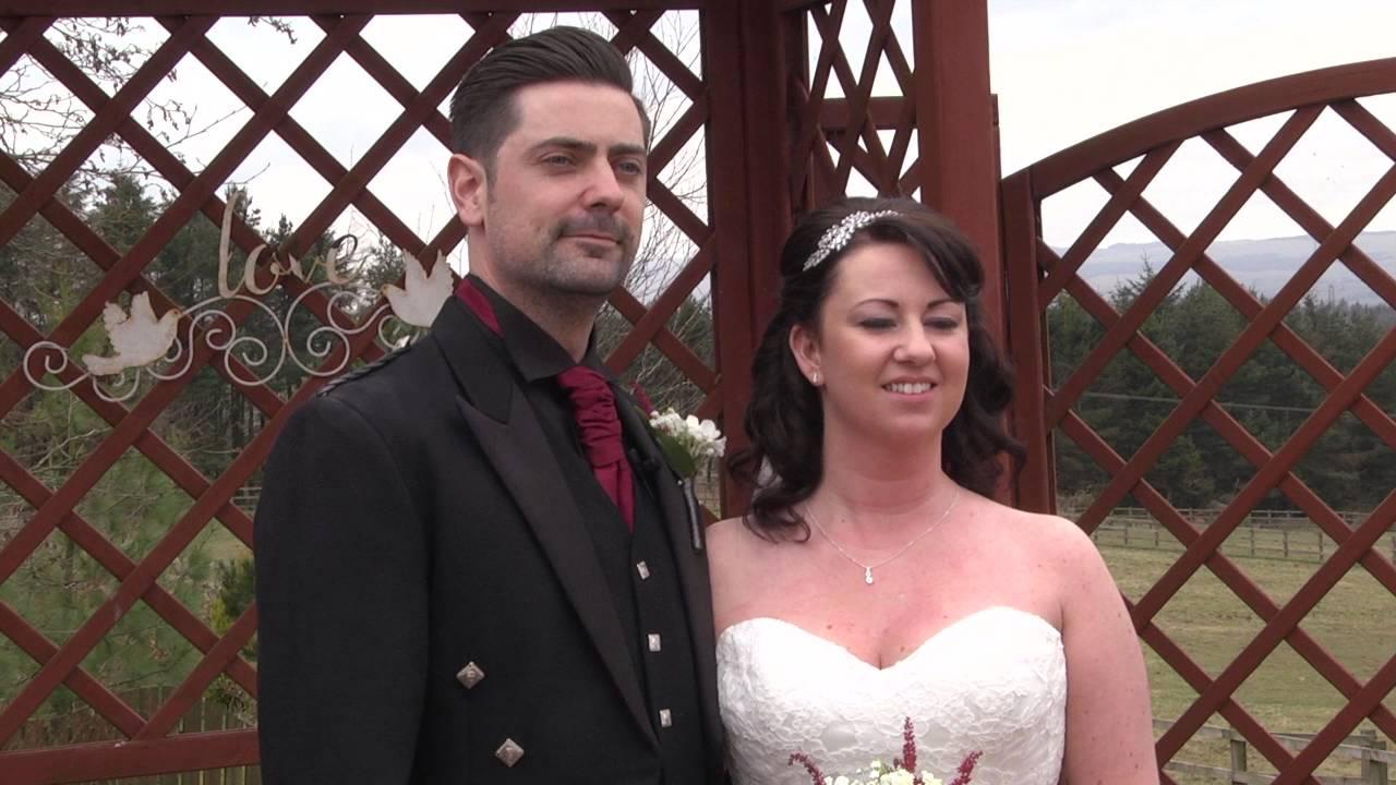 Alison Scott S Wedding Highlights The Three Kings Falkirk