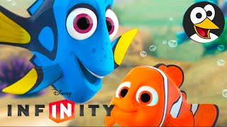 尼莫 海底總動員2 多莉去哪兒 英文字幕 英文配音   迪士尼卡通   兒童遊戲影片   海底总动员2 多莉去哪儿 英文版   儿童游戏动画