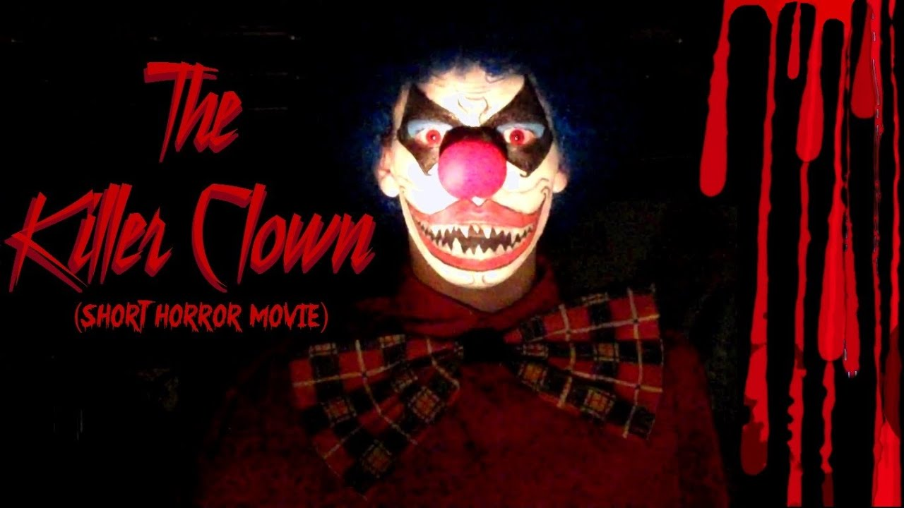 the killer clown short horror scary movie evil creepy halloween the killer clown short horror scary movie evil creepy halloween american horror story freak show