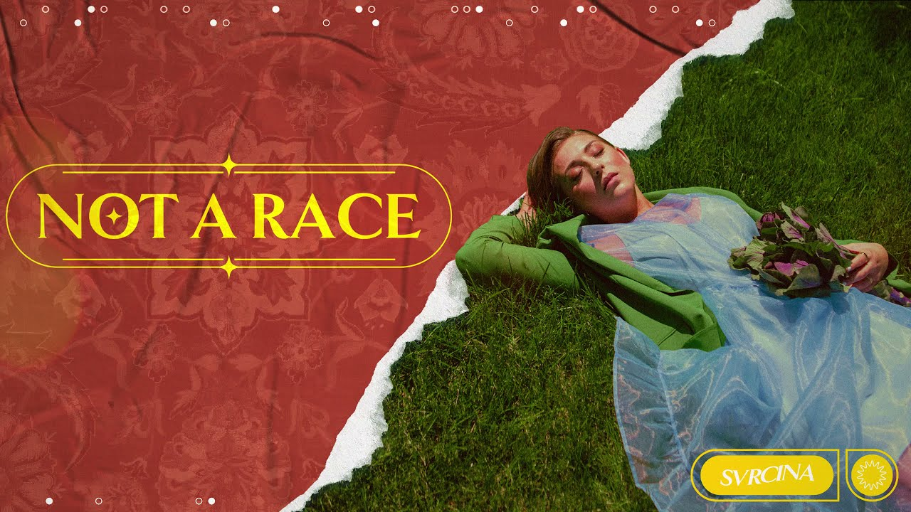Download SVRCINA - Not A Race (Visualizer)