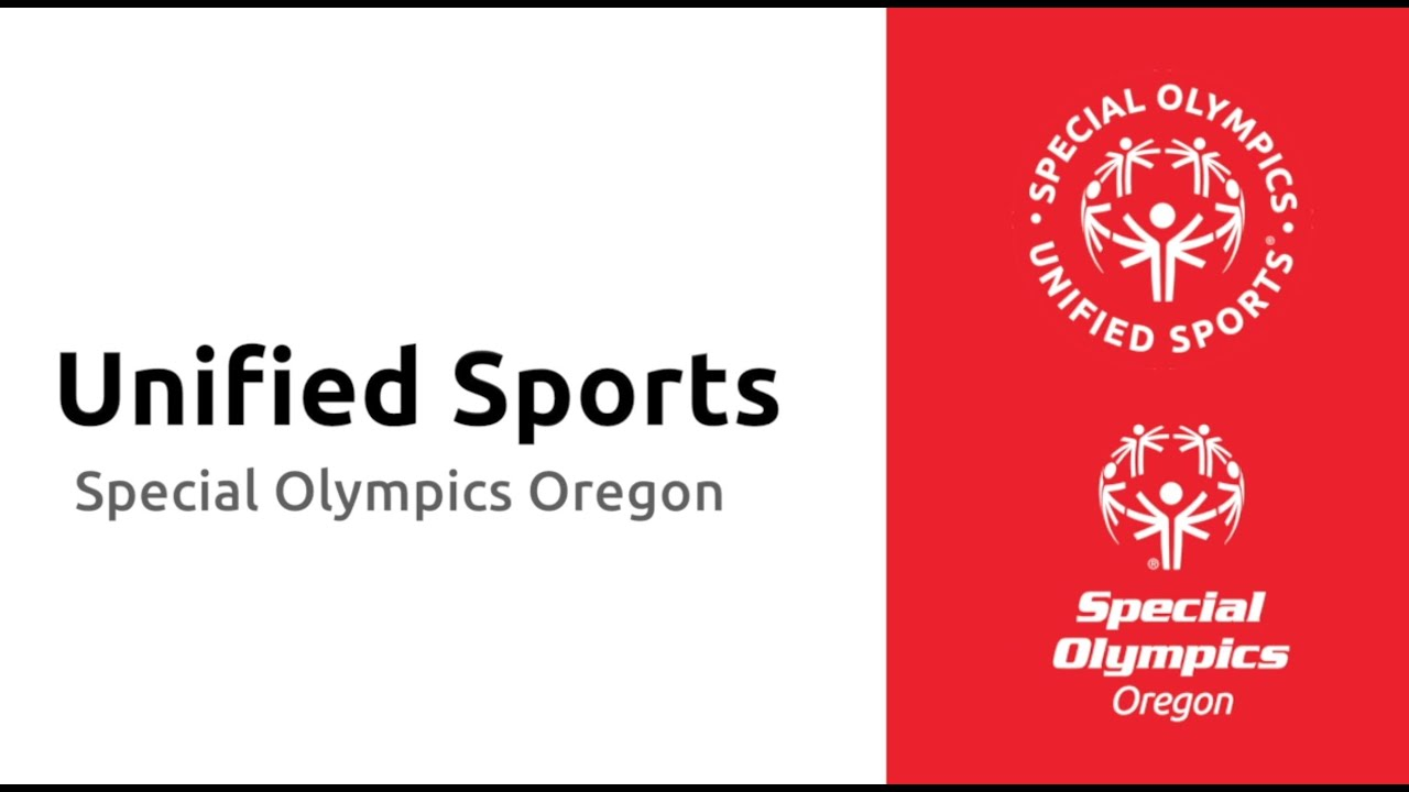 Special Olympics Oregon: School Based Unified Sports - YouTube