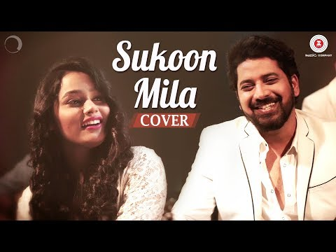 Celebrate Love With Sukoon Mila Cover | Harish Moyal ft Aishwarya Pandit