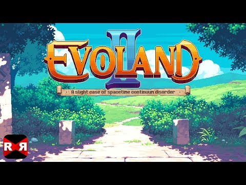 Evoland 2 - iOS / Android / Steam - Walkthrough Gameplay
