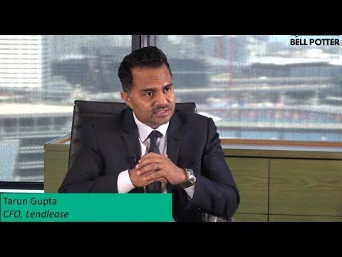Lendlease With Tarun Gupta, CFO Of Lendlease (ASX:LLC)