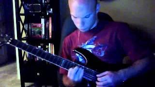 Dream Theater - Repentance solo cover