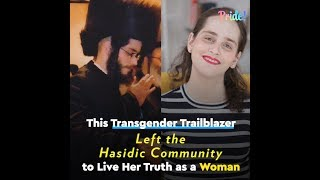 Meet Abby Stein, the First Out Transgender Woman Who Grew Up Hasidic
