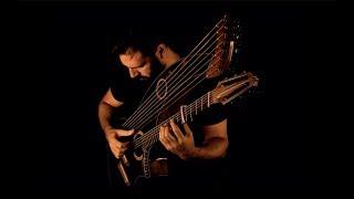 Harpborough Fair (21 string harp guitar played by Javier Rubio Carballo)