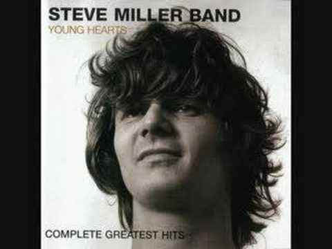 Living In The U.S.A.-Steve Miller Band-1968