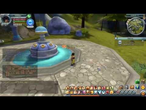 Dragon Ball Online - Consiguiendo el Super...