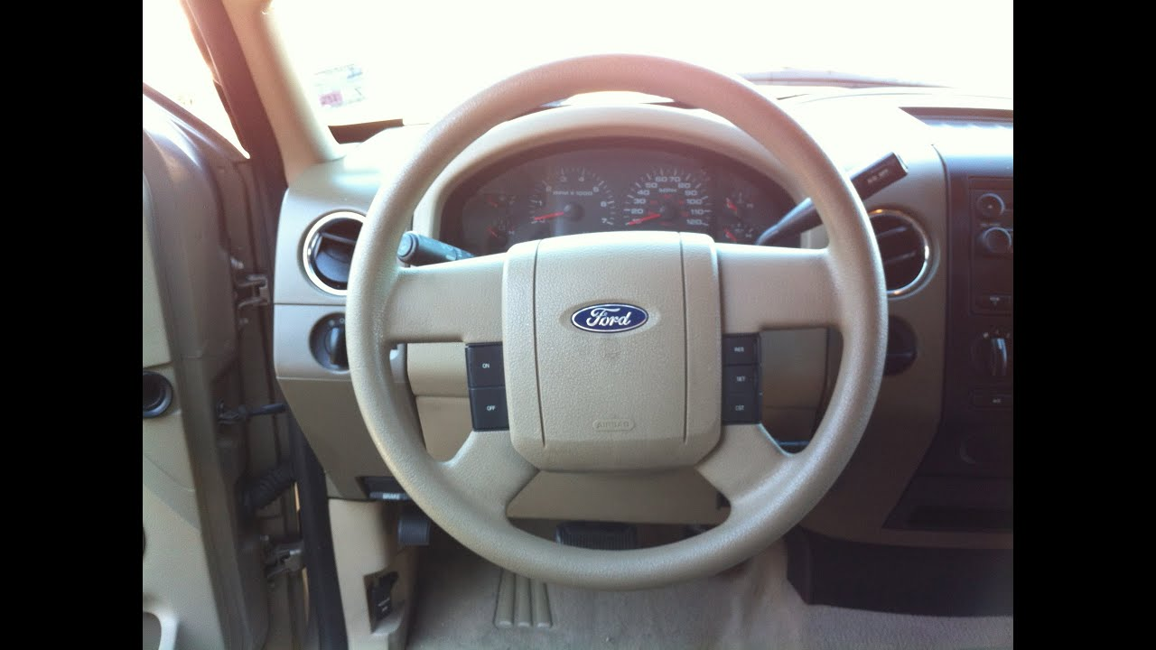 2004 Ford F 150 XLT SuperCrew Interior Video For Sale At