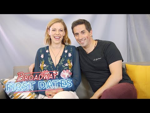 Broadway First Dates: Kirsten And Matthew Scott
